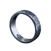 【龍頭】<br />渦鎚目リング<br />- メンズ 指輪 リング -