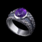 【龍頭】<br />龍鱗指輪<br />- メンズ 指輪 リング -