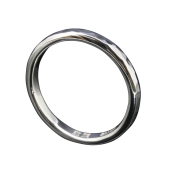 【龍頭】<br>甲丸丸鎚目リング <br />- メンズ 指輪 リング -