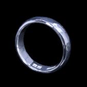 【龍頭】<br />甲丸丸鎚目リング<br />- メンズ 指輪 リング -