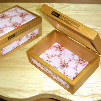 Cotton Collection 小物入れ pink