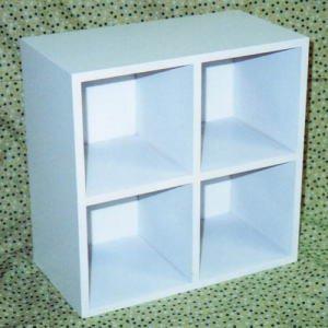 コレクションボックス・ホワイト