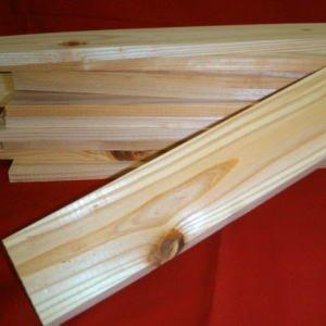 木材 杉(500×50×8mm) 10本セット