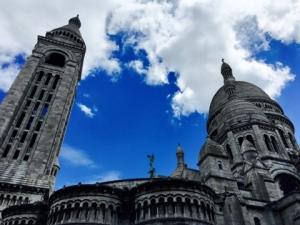 【Sold out】ミカエルが守護する魔術都市パリ、フランス作品