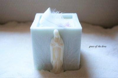 フェザーキャンドル*聖母マリア
