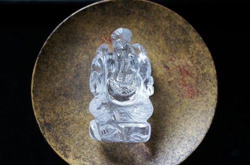 ヒマラヤ産ガネーシャ(大)