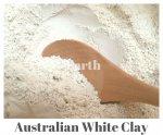 オーストラリアンクレイ ホワイト