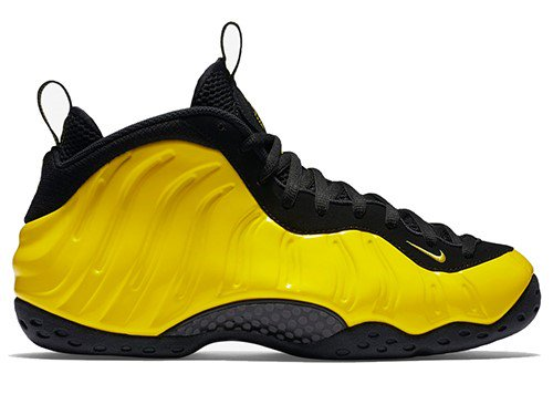 """NIKE AIR FOAMPOSITE ONE LE """"Yellow"""" 