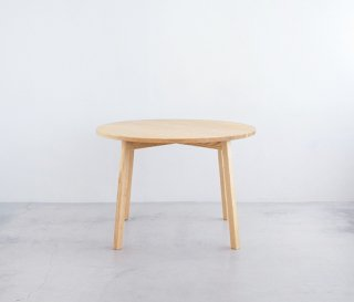 Circle maru table