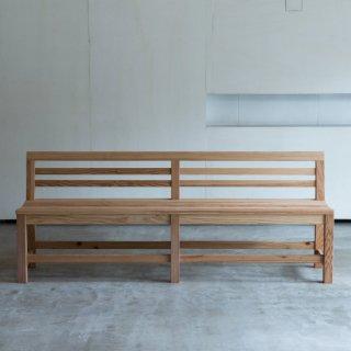 講堂用長椅子