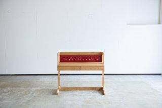 MUCMOC desk - red