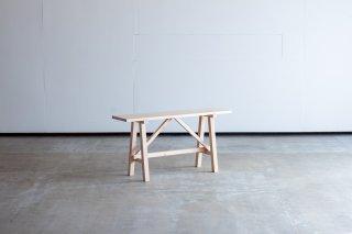 屋台椅子 - ヒノキ