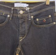 <img class='new_mark_img1' src='//img.shop-pro.jp/img/new/icons16.gif' style='border:none;display:inline;margin:0px;padding:0px;width:auto;' />30%OFF!! SIVIGLIA DENIM(シヴィリア・デニム)濃色インディゴストレッチデニム