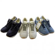 <img class='new_mark_img1' src='//img.shop-pro.jp/img/new/icons3.gif' style='border:none;display:inline;margin:0px;padding:0px;width:auto;' />diadora HERITAGE ディアドラ ヘリテージ レディス スウェードストーンウォッシュスニーカー<br> ネイビー・ライトグレー・ブルー