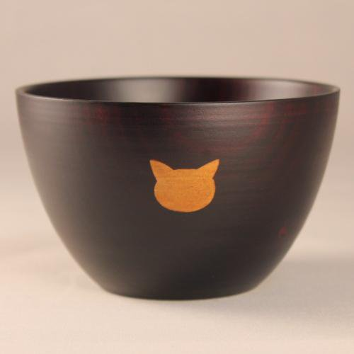 2017年 店長印のフリーカップ(木地溜銀彩)