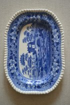 Spode/Copeland楕円皿<img class='new_mark_img2' src='https://img.shop-pro.jp/img/new/icons49.gif' style='border:none;display:inline;margin:0px;padding:0px;width:auto;' />
