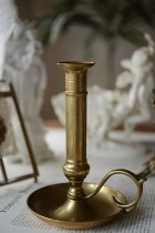 真鍮のキャンドルホルダー