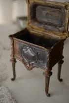 真鍮のジュエリーボックス