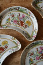 Spode /Copelandクレッセントプレート(在庫:5枚→0枚)<img class='new_mark_img2' src='https://img.shop-pro.jp/img/new/icons49.gif' style='border:none;display:inline;margin:0px;padding:0px;width:auto;' />