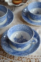 """Spode/Copeland""""カミラ""""カップ&ソーサーA<img class='new_mark_img2' src='https://img.shop-pro.jp/img/new/icons49.gif' style='border:none;display:inline;margin:0px;padding:0px;width:auto;' />"""