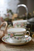 Mintonカップ&ソーサー(在庫:5客)