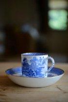 Spodeコーヒーカップ&ソーサー