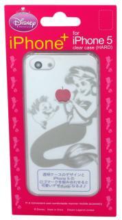 Disney iPhone+ ディズニーアイフォンプラス Ariel アリエル