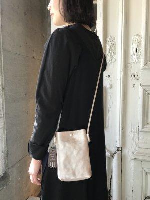 ●レザーミニショルダーバッグ