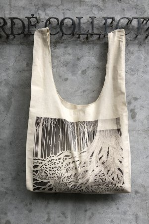 <img class='new_mark_img1' src='https://img.shop-pro.jp/img/new/icons61.gif' style='border:none;display:inline;margin:0px;padding:0px;width:auto;' />●ayumi shibata×GARDE COLLECTIVE マルシェBAG