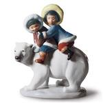 LLADRO(リヤドロ) 01005353 Eskimo riders<img class='new_mark_img2' src='https://img.shop-pro.jp/img/new/icons41.gif' style='border:none;display:inline;margin:0px;padding:0px;width:auto;' />