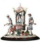 LLADRO(リヤドロ) #01858 IN THE EMPERORS FOREST L.E.