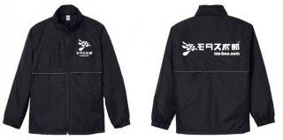 モタスポ部ロゴ入りコート(中綿入り)