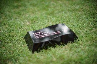 Nami-ishiL-black 波石L ブラック
