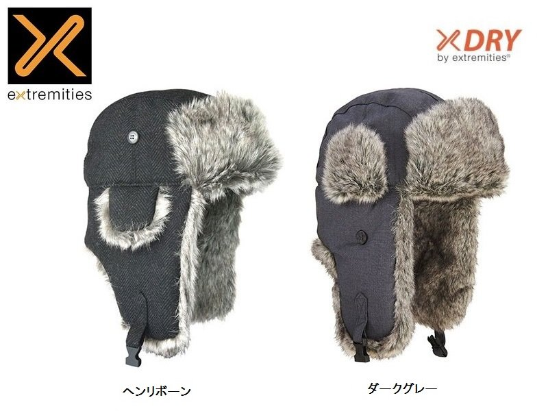 AJO Trapper Hat<img class='new_mark_img2' src='https://img.shop-pro.jp/img/new/icons59.gif' style='border:none;display:inline;margin:0px;padding:0px;width:auto;' />