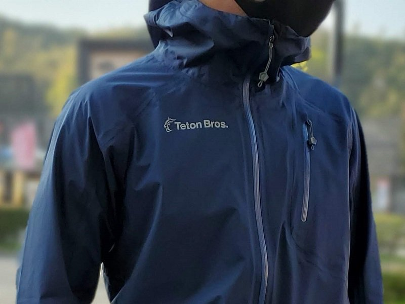 Feather Rain FullZipJacket