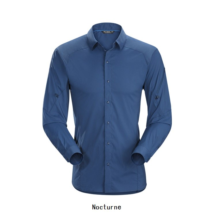 Elaho LS Shirt<img class='new_mark_img2' src='https://img.shop-pro.jp/img/new/icons5.gif' style='border:none;display:inline;margin:0px;padding:0px;width:auto;' />