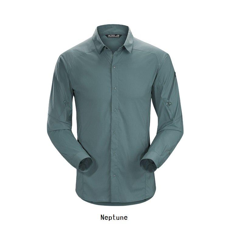 Elaho LS Shirt