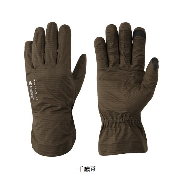 AXESQUIN Light Shell WP Glove