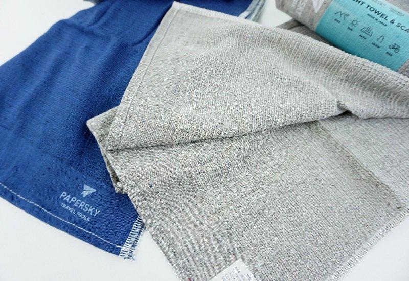 Light Towel & Scarf