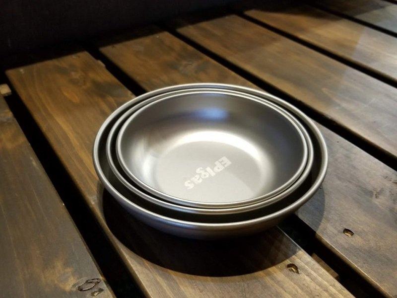EPI Titanium Plate