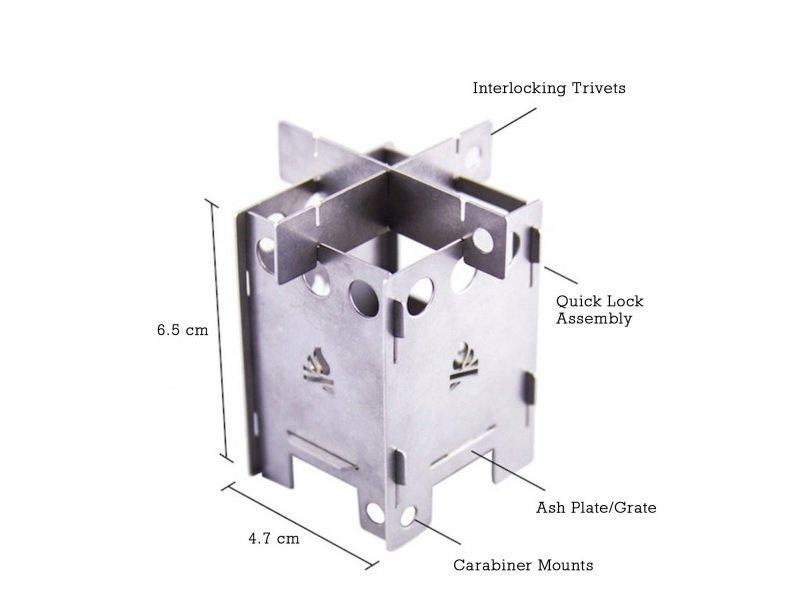 BUSHBOX EDC BOX
