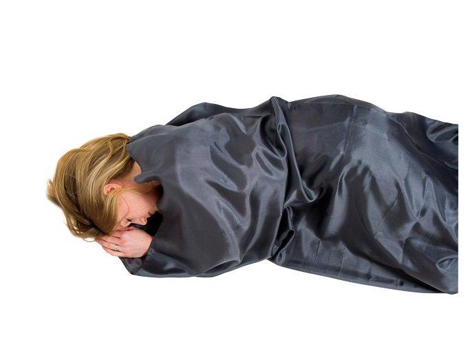 SILK SLEEPINGBAG LINER