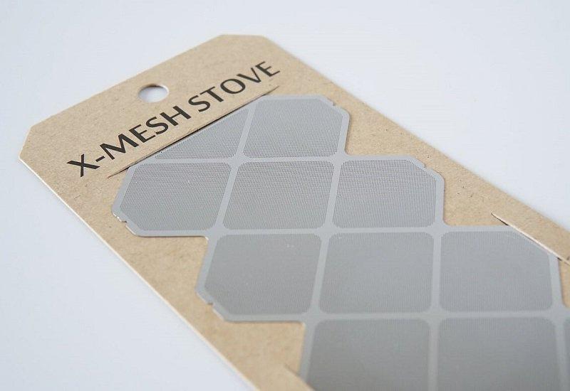 X-MESH STOVE