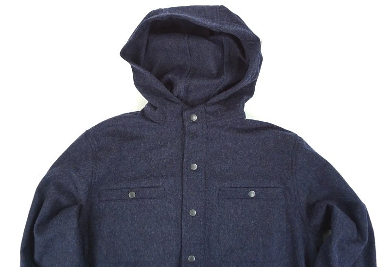 Walker Wool Hoodie<img class='new_mark_img2' src='https://img.shop-pro.jp/img/new/icons20.gif' style='border:none;display:inline;margin:0px;padding:0px;width:auto;' />