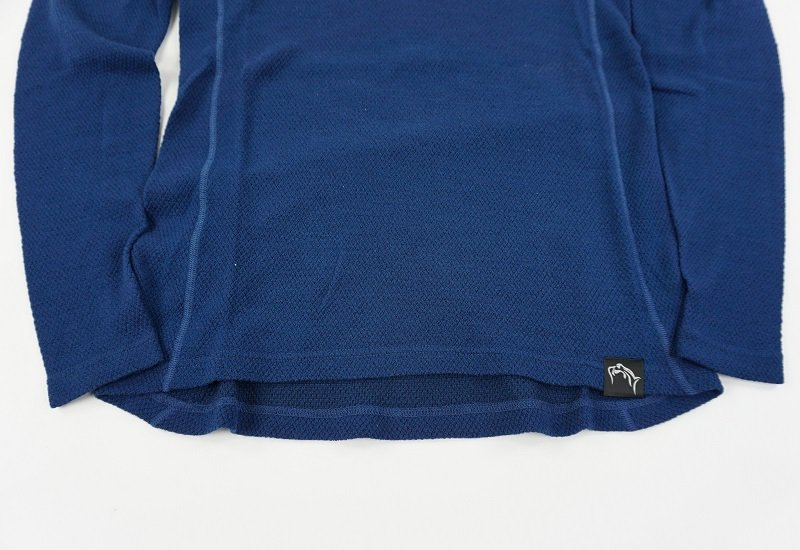 Nu Merino L/S<img class='new_mark_img2' src='https://img.shop-pro.jp/img/new/icons5.gif' style='border:none;display:inline;margin:0px;padding:0px;width:auto;' />
