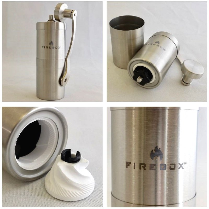Firebox Coffee Mill<img class='new_mark_img2' src='https://img.shop-pro.jp/img/new/icons59.gif' style='border:none;display:inline;margin:0px;padding:0px;width:auto;' />