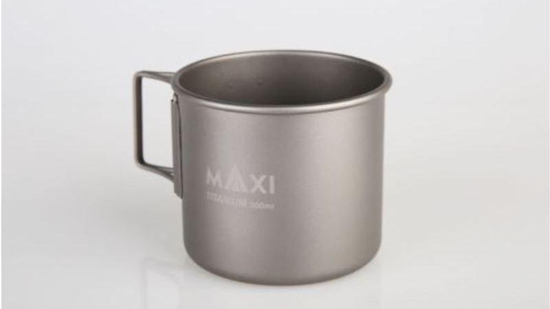 MAXI Cap Cup