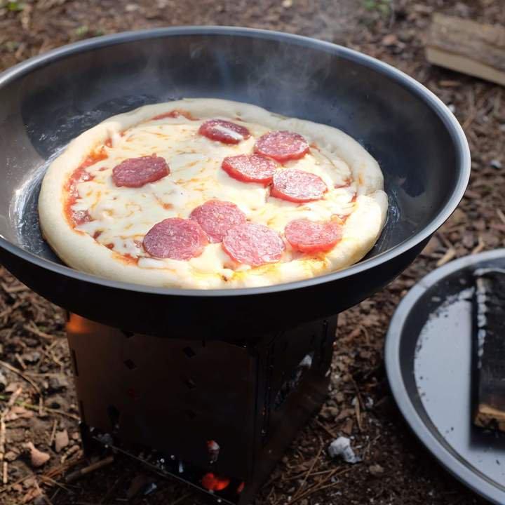 Firebox Frypan