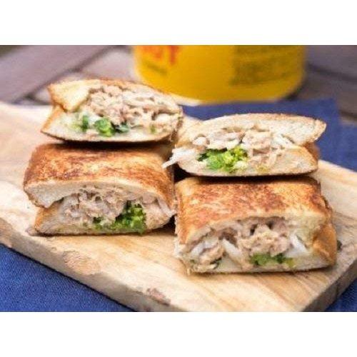 Hot sandwich toaster