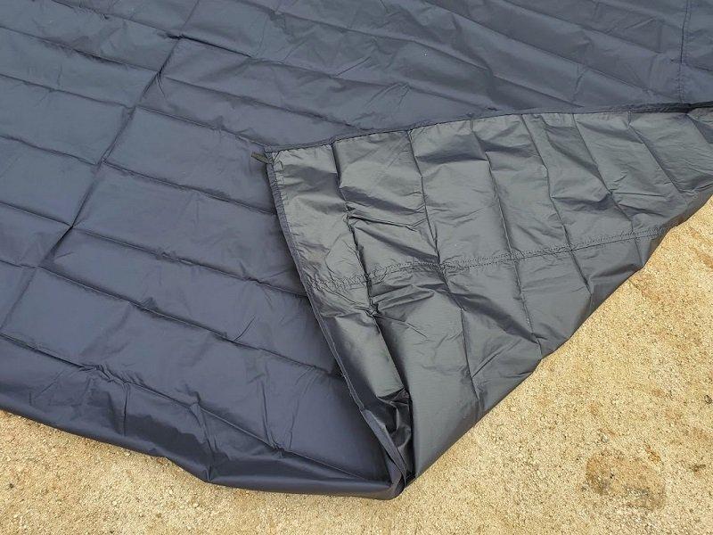 Typhoon blanket